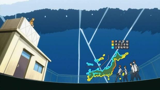 Anime s katastrofickými scénami propadnou cenzuře
