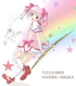 Madoka Magika je nejdiskutovanější anime na 2chanu