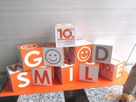 Good Smile Company oslavila 10 let
