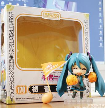 Nejprodávanější figurky od GSC za rok 2011