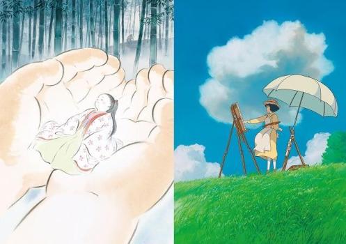 Ohlášeny dva nové počiny od Miyazakiho a Takahaty