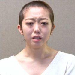 Členka AKB48 šla s vlasy dolů kvůli porušení pravidel