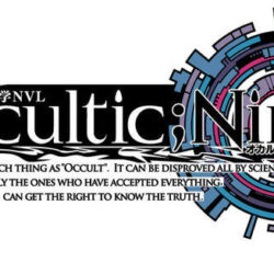 Light novela Occultic;Nine již v srpnu