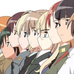 OVA a další řada pro Strike Witches