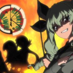 Upoutávka na OVA Girls und Panzer