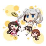 Miss Monochrome-san
