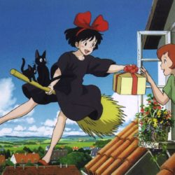 Čarodějka Kiki přilétá s novinkami