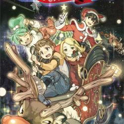 Upoutávka na další anime sponzorované přes Kickstarter