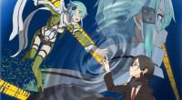 Na YouTube kanálu MAiDiGi TV patřícím japonské televizní stanici MANTAN TV se včera objevilo promo video k blížící se druhé sérii anime Sword Art Online. Jeho pětadvacetivteřinová stopáž obsahuje několik […]