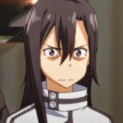 Kirito se na Comiketu objeví na prostěradle