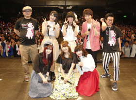Nyaruko staff a cast