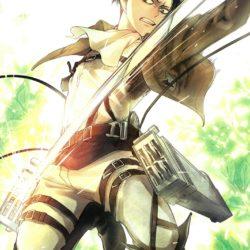 Upoutávka na první díl chystaného OVA Shingeki no Kyojin: Kuinaki Sentaku