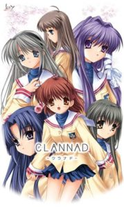 Clannad Game Cover