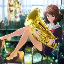 Nové hudební anime od Kyoto Animation