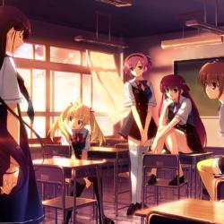 Oznámeno pokračování anime adaptace trilogie Grisaia