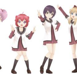 Sega chystá rytmickou hru s bišinkami z různých anime