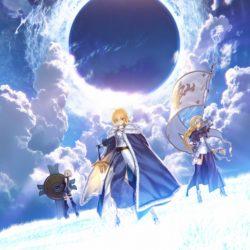 Mobilní hra Fate/Grand Order láká na novou Saber