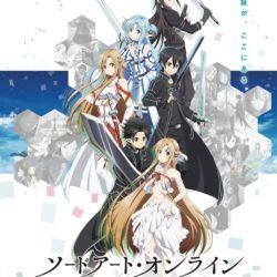 Výstava Sword Art Online v Tokiu a Kóbe