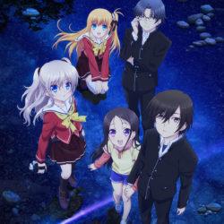 Nové informace k letnímu anime Charlotte