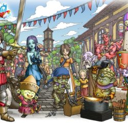 Dragon Quest XI ve dvou verzích