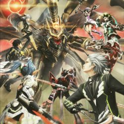 Oznámena anime adaptace hry Phantasy Star Online 2