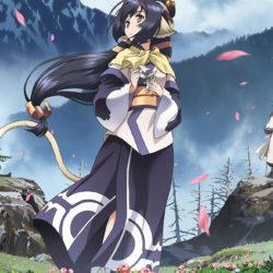 Upoutávka na nové Utawarerumono anime