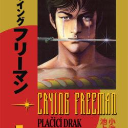 Recenze manga série Crying Freeman - Plačící drak