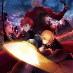 Nejpopulárnější postava Fate/Stay Night podle ufotable