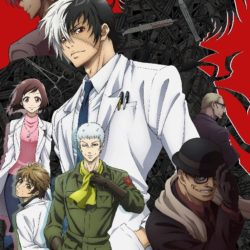 Bližší pohled na anime Young Black Jack