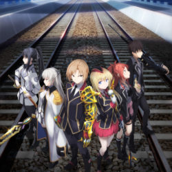 Odhaleno originální anime Qualidea Code