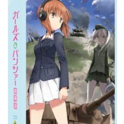 Girls und Panzer der Film míří na pevná média