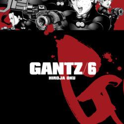 Recenze svazků čtyři až šest mangy Gantz