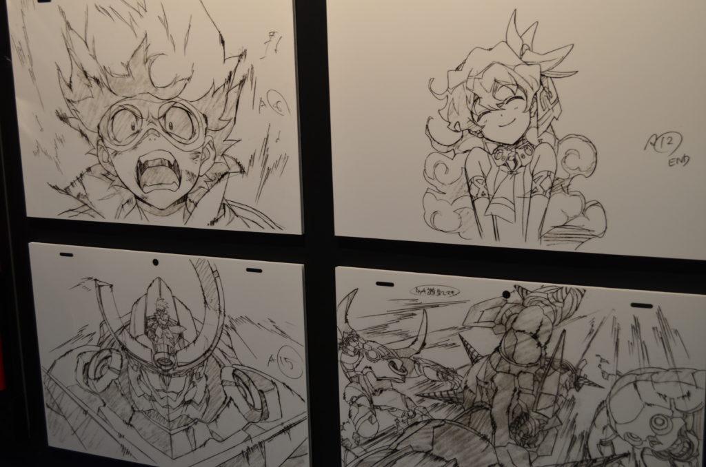 Jak se kreslí anime, drobné nahlédnutí do zákulisí některých studií rozhodně stojí za to.