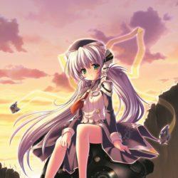 Anime zpracování Planetarian od Visual Art's/Key