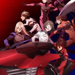 Anime Scared Rider XechS na televizních obrazovkách už brzy