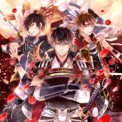 Anime adaptace pohledných samurajů se dočkáme příští rok