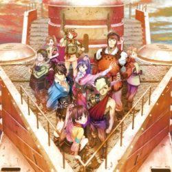 Nové Koutetsujou no Kabaneri anime v roce 2018