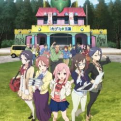 Anime Sakura Quest se blíží