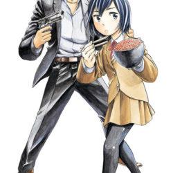 Adaptace komediální mangy Hinamatsuri je na cestě