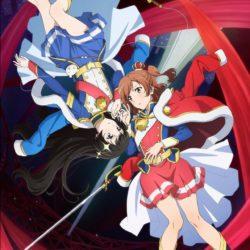 Muzikálové anime Shoujo Kageki Revue Starlight