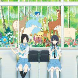 Dubnový film Liz to Aoi Tori