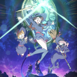 Little Witch Academia na PS4 a Steamu v květnu