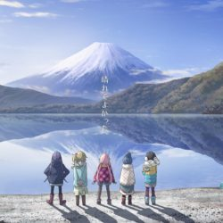 Díky anime Yuru Camp se prudce zvýšila popularita zimního kempování
